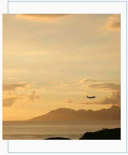En Polynésie