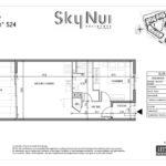 Sky Nui Plan 524-T2B2